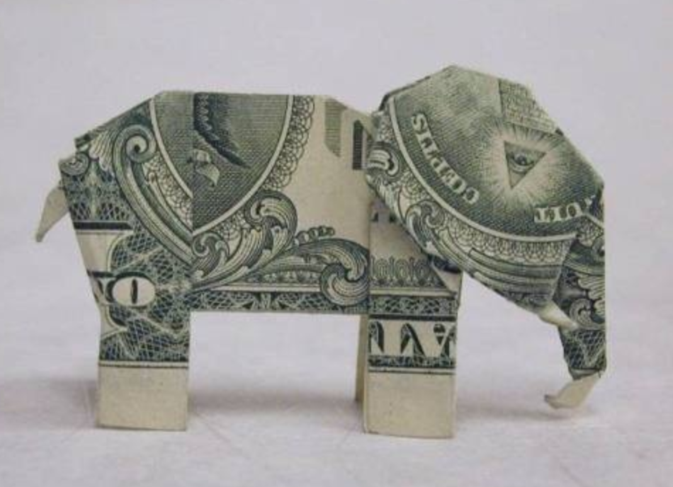 The Elephant in Your Wallet!