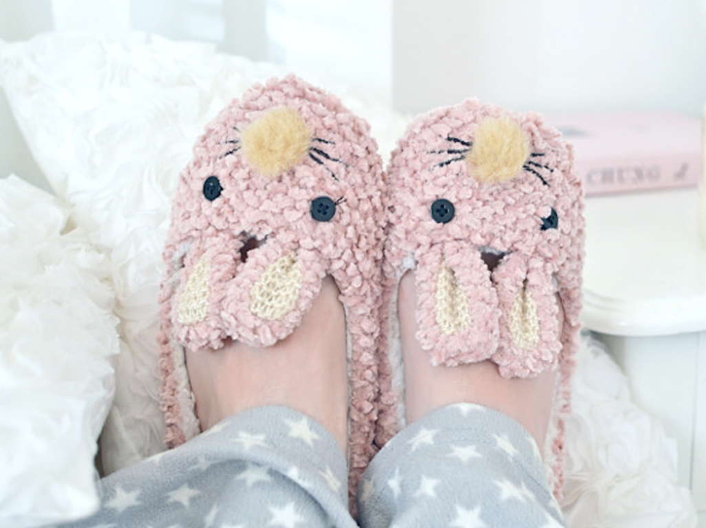 Really… Have You Walked in My Bunny Slippers?