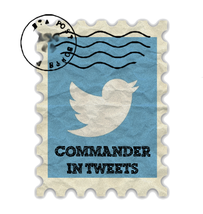Commander in Tweets, Leading Through the Tangled Webs of Social Media