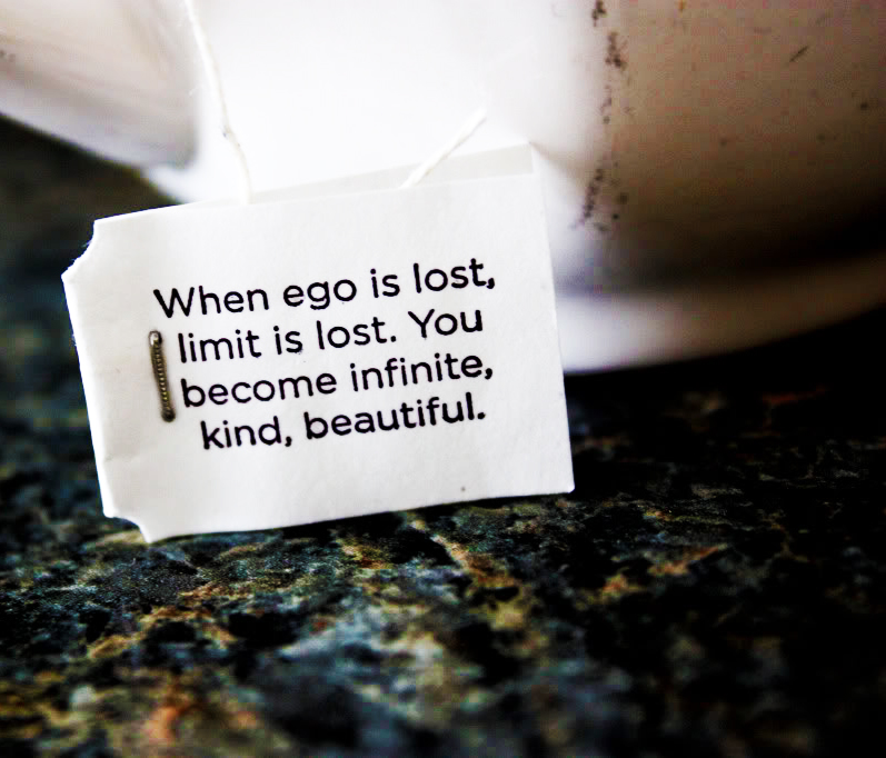 Ego Out!