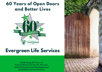 Evergreen Life Services 60 Years