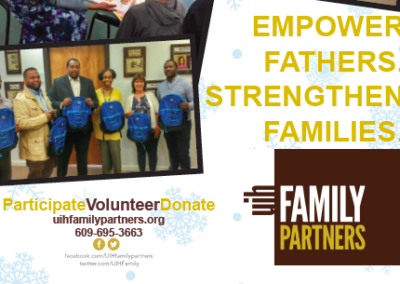 UIH Family Partners Appeal (Front Side)
