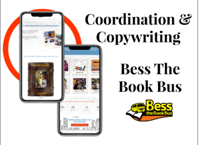 Bess The Book Bus Website