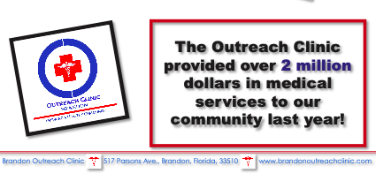The Outreach Clinic Annual Report